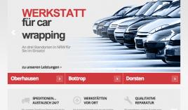 Website Autoglas-NRW